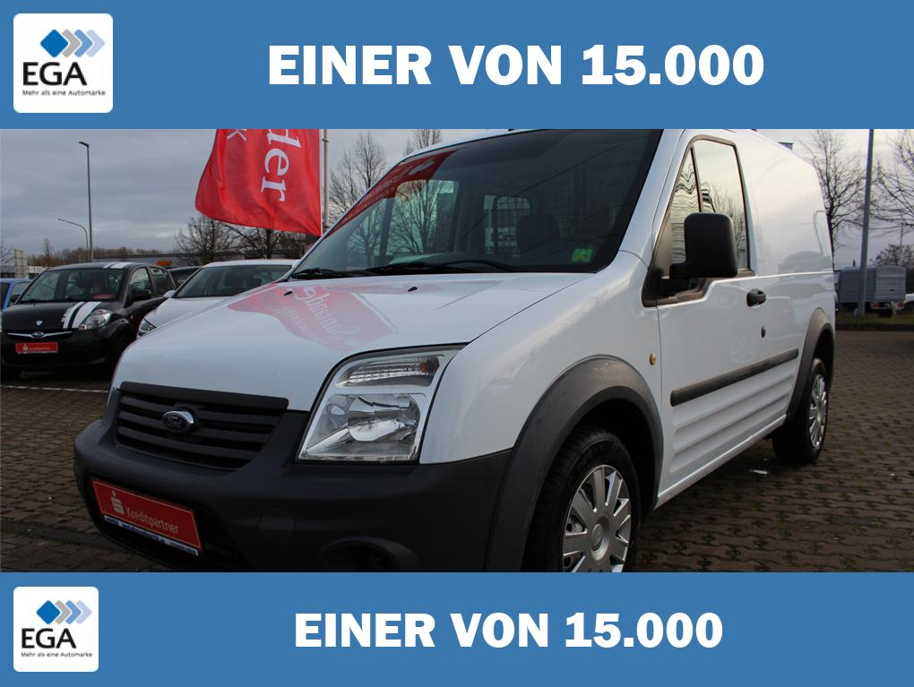 Ford TransitConnect 1.8 TDCI * Kasten * Mwst. * EFH * Euro 5 *