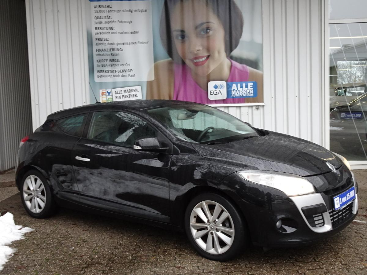 Renault Megane Coupe 1,9 Dci 130 NIGHT &DAY NAVI SITZHEIZUNG ALU PDC